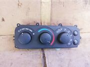 Chrysler Concorde A/c Climate Control Oem 1998-2004