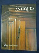 Vintage Antiques The Magazine May 1983 Schrank American Furniture Lancaster Pa
