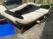 Vintage Adrian Pearsall Like Large Gondola Sofa Excellent Condition All Original