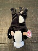 Rare Retired Original 93/94 Ty Beanie Baby-daisy The Cow-tag Error- Mint Cond