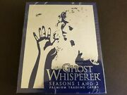 Ghost Whisperer Seasons 1and2 Sdcc 2009 Exclusive Sealed Trading Card Box Breygent