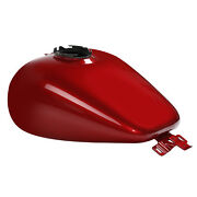 Fuel Gas Tank Fit For Harley Street Glide 2018 2019 Wicked Red Road King 2008-21