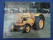 1990 And 1991 John Deere Two-cylinder Tractor Club Magazines - Lot Of 7 Issues