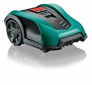 Bosch Indego 350 Robot Mower Wide Cutting 7 1/2in Up To 350 M Andsup2 Charge 45 Min