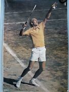 Rare Stan Smith 1973 Sports Illustrated Si Tennis Poster