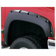 Fender Flares For 1992-1994 Chevy C10 [4pc Smooth Rivet/bolt Style] Premium Fx