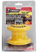 New - Lunette Tow Ring Lock For Pintle Hook Trailers, Trimax Tlr51