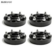 4pc 35mm Aircraft Aluminum 6x139.7 Wheel Spacers For Ford Ranger T6 1999-2017