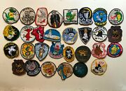 Combo 20 X Patches Airborne Lrrp Recon Usn Pbr Arvn Usafussf S