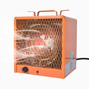 Portable Garage Heater, Electric Infared Fast Heat Industrial Space Heaters