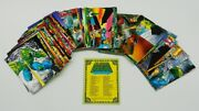 The Savage Dragon Trading Cards Full 90 Card Set 1992 Comic Images New Mint