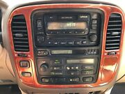 Temperature Control Without Display Us Market Fits 98-02 Lexus Lx470