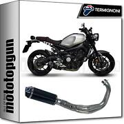 Termignoni Full System Exhaust Relevance Carbon Racing Yamaha Xsr 900 2020 20