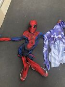 Spiderman Costumes Asm With Faceshell And In Black Size Small Menandrsquos