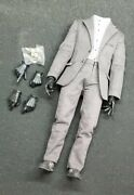 Hot Toys Mms249 The Dark Knight The Joker Bank Robber 2.0 1/6 Body W/ Suit