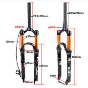 28.6mm Bike Suspesion Fork Alloy Remote Lockout Forks Replacement Shockproof