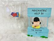 Hallmark Peanuts Gallery - Mood Booth - Lucy - The Doctor Is In Limited Edition