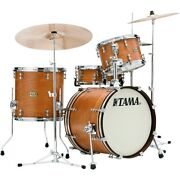 Tama S.l.p. New Vintage Hickory 3-piece Shell Pack Satin Vintage Hickory