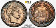 1902 10c Barber Dime Pcgs Pr64 Cac Witter Coin