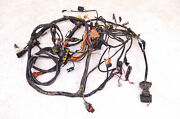 05 Arctic Cat 650 V-twin 4x4 Wire Harness Electrical Wiring And Key Switch For