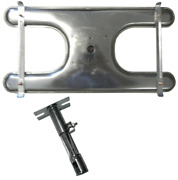 Music City Metals Stainless Steel Grill Burner 10101-70201