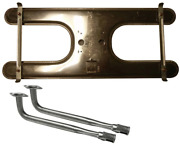 Music City Metals Stainless Steel Grill Burner 11002-71102