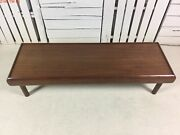 Vintage Adrian Pearsall Craft Associates 2195-tw Coffee Table Extremely Rare