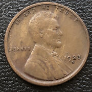 1923 S Wheat Penny Lincoln Cent 1c Higher Grade 31665