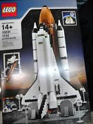 Lego Space Shuttle Expedition 10231 - Retired - Brand New