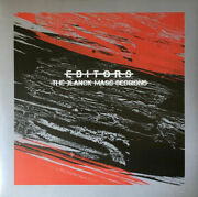 Editors Blanck Mass Sessions New Sealed Vinyl Grey And Black Marble Color Rsd 19