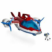 Paw Patrol Airplane Canine Air Patroller Plane With Lights And Proofing