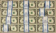 One Dollar Frn 1 2017 Complete 12 District Set A - L Crisp - Uncirculated Notes