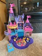 Fisher Price Little People Disney Princess Songs Palace Figures And Accessories