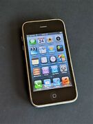 Apple Iphone 1st Generation Smartphone 16gb Vintage Excellent Condition
