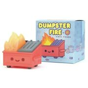 100 Soft Dumpster Fire Sunburn Red Fye Exclusive Sold Out Limited Edition Color