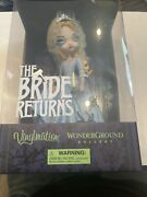 Disney Parks The Bride Vinylmation By Becket-griffith New With Tag