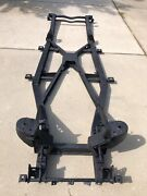 Original Reconditioned Triumph Tr3 Tr3a Tr3b Complete Frame Assembly Like New