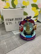 Disney Darkwing Duck Light Up Snowglobe 99355 Used As Pictured+