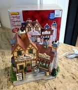 Lemax Two Sisters Gourmet Bakery Christmas Holiday Village And Box Signature Coll