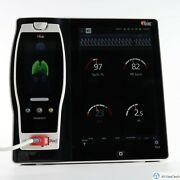 Masimo Root Monitor Rds7a With Rainbow Radical 7 Spo2 Bpm Pi Pvi With Cable