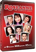 Roseanne Barr Complete Tv Series Dvd Set Season 1-9 Collection Show Box Episode