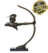 Large Statue Abstract Sculpture Classical Vintage Home Art Office Decoration Art