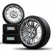 Bmw 19 Inch Rims 5 Series E60 E61 Styling 269 Summer Tires Wheels New