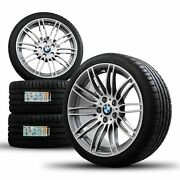 Bmw 19 Inch Rims 5 Series E60 E61 Styling 269 Tires Summer Wheels New