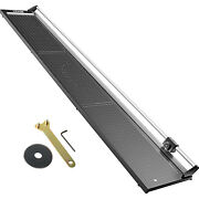 Vevor 79 Inch Sharp Photo Paper Cutter Manual Precision Rotary Paper Trimmer
