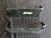 1968 Country Squire Galaxie Xl Ltd Flip-up Headlight Hinges Covers Doors Nos