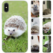Dessana Hedgehog Tpu Silicone Protective Cover Phone Case Cover For Apple