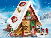 Playmobil Christmas Bakery Christmas Cutters Of Cookie 128 Pieces