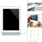 Eve Route Cover - Wall Mount For Ipad Air 1 And 2 - Complete Set Silver S