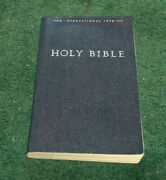 1984 Holy Bible New International Version Zondervan Clean Not Marked In